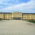Дворец Шенбрунн. Вена.