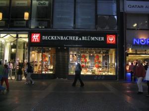 Магазины в Австрии.