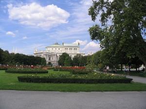 Парки Вены.
