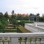 Вена. Шенбрунн. Сад наследного принца Рудольфа.