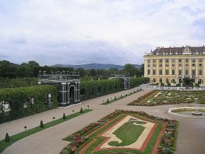Сад наследного принца Рудольфа.