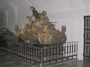 Императорская усыпальница Kaisergruft