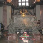 Императоры Австрии. Саркофаг Марии-Терезии и Франца I.