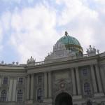 Ховбург. Вена.