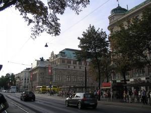 Транспорт Австрии. Национальная Опера.