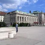 Ховбург. Дворцы Вены.