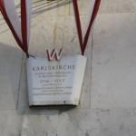 Австрия Вена достопримечательности. Церковь святого Карла Борромея