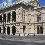 Венская опера. Staatsoper.
