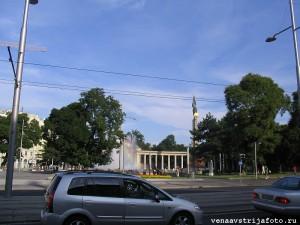 Памятники Вены.