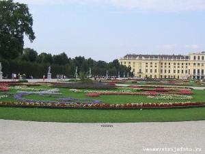 Вена Австрия фото. Шенбрунн.